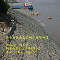 水利工程防汛铅丝笼谷坊坝