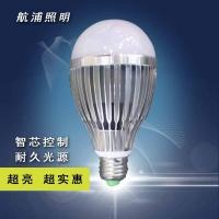 led球泡灯-德诺航浦3W-LED球泡灯节能灯
