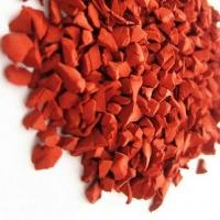 北京供应 EPDM高弹性彩色塑胶颗粒 室外EPDM橡胶地板垫