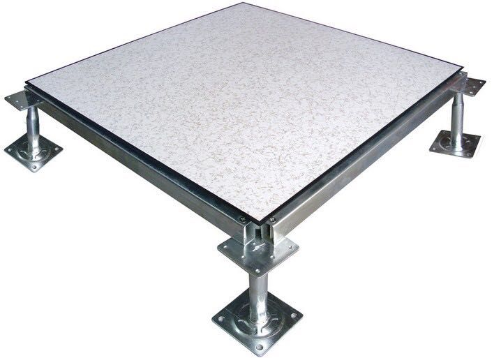 3公分厚pvc防静电架空地板,机房微机室储藏室防静电地板