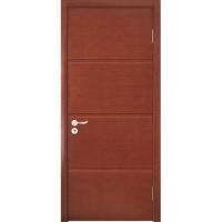 红河林实木平板门-HPB02
