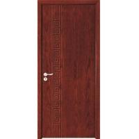 红河林实木平板门-HPB05