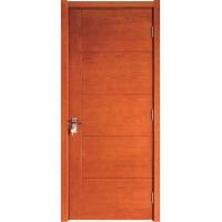红河林实木平板门-HPB07