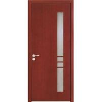 红河林实木平板门-HPB08