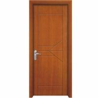 红河林实木平板门-HPB09