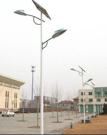 kj-009一体化30w锂电60AH电池太阳能路灯