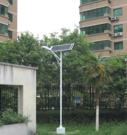 kj-003型20w胶体电池太阳能路灯