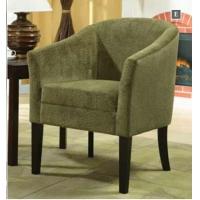 酒店卧室沙发围椅餐椅圈椅咖啡椅欧美单人休闲沙发