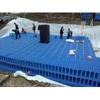 海绵城市建设.雨水收集模块.雨水收集系统.
