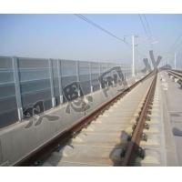 铁路声屏障|铁板百叶孔铁路声屏障|成都铁路声屏障