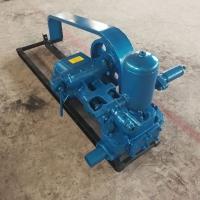 BW200泥浆泵 卧式泥浆泵 双缸泥浆泵 泥浆泵参数 泥浆泵