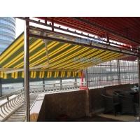 遮阳棚雨篷固定棚雨蓬雨棚遮阳蓬遮阳篷曲臂篷电动棚伸缩蓬
