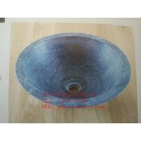 供应厂家直销无辐射纯天然石材洗手盆FY-009