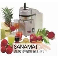 瑞士进口ROTOR SANAMAT蔬果榨汁机