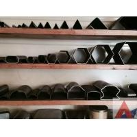 诺亚密拼不锈钢异形管定制加工,国标304密拼不锈钢异形管
