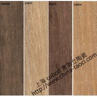 150x600粗纹理木纹砖