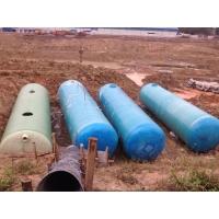 广西玻璃钢雨水收集利用系统