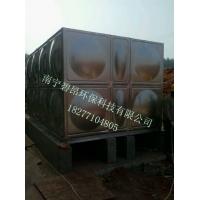 广西装配式不锈钢方形水箱