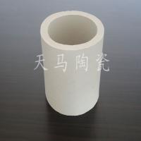 陶瓷拉西环|拉西环散堆填料|陶瓷拉西环填料★