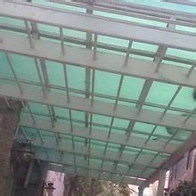 不锈钢耐力板雨蓬