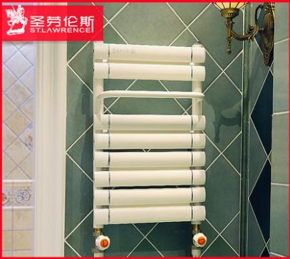 卫浴暖气片铜铝复合毛巾架