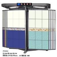 建筑陶瓷展柜,建筑瓷砖展柜,瓷砖展柜