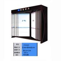吊顶展示柜,铝扣板展柜,集成吊顶展示柜图片