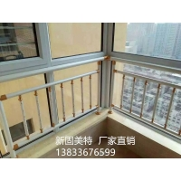 落地窗护栏效果图--A阳台护栏