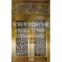 供应别墅铜门上门测量安装