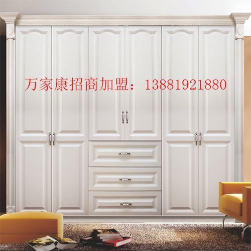 欧式衣柜长门型