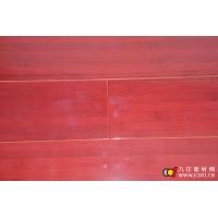 成都通贵竹地板碳化彩竹红檀