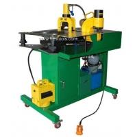 四合一母线加工机,多功能母排加工机,铜排加工机VHB-401