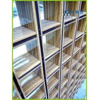 铝格栅厂家直销优质木纹铝格栅天花