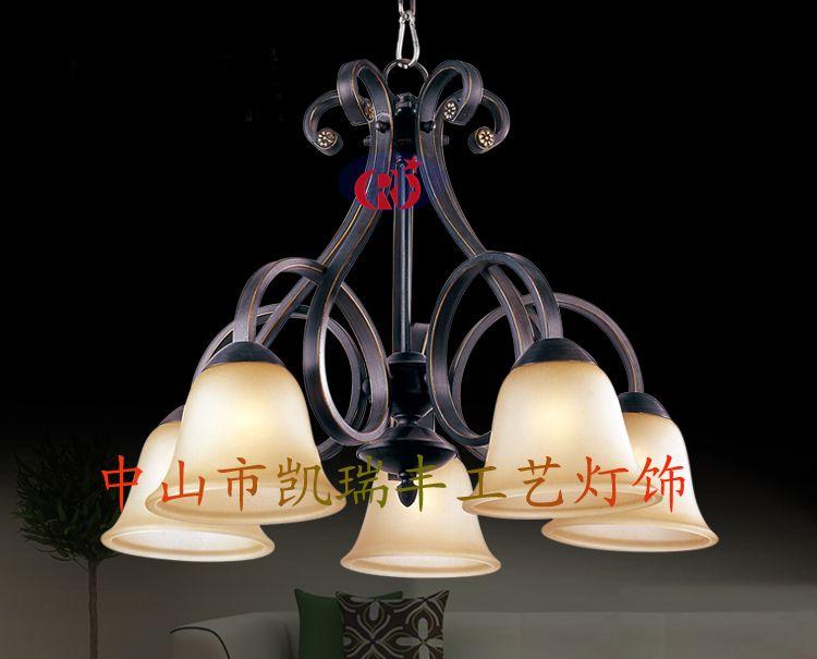 新中式、美式灯
