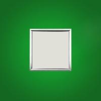 超薄郑州led面板灯_超耐用LED面板灯600铝合金+亚克力