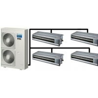 大金空调、霍山大金中央空调安装就到六安福佳冷暖