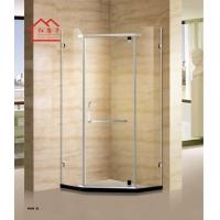 红房子淋浴房简易卫生间非标定制一淋浴隔玻璃移门