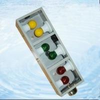 中盾 人防产品 建材专用 三色信号灯箱