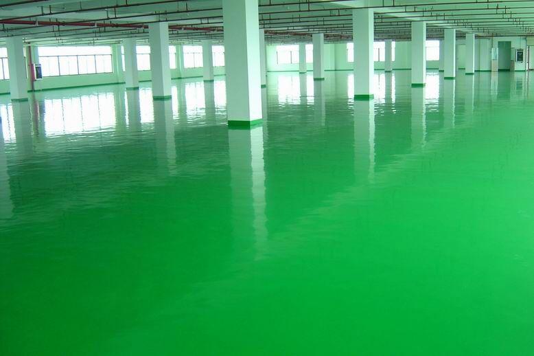 供应厂房环氧树脂平涂地坪施工包工包料