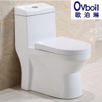 箭牌马桶潮州厂家直销坐便器陶瓷卫浴洁具节水连体质保3年坏包赔