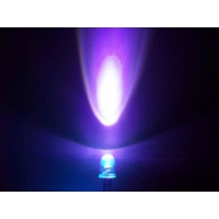 380nm紫光LED,A类验钞机专用紫光灯泡