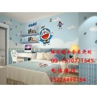 全屋大型壁画装修效果图合集 个性化装修定制儿童房