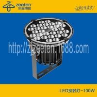 小功率 超远距离投射灯 户外照明灯 100W LED投光灯