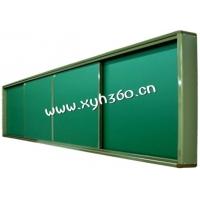 单面铝型材教学绿板可OEM