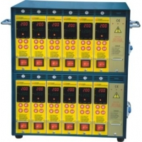 塑胶模具热流道温控箱热流道温控器