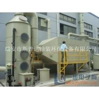 温州喷漆废气处理设备.活性炭吸附加低温等离子