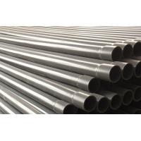 日标加厚工业级48mm灰色给水管武峰牌给水管