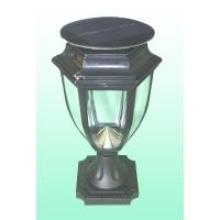 太阳能灯具柱头灯围墙灯花园灯