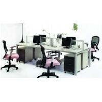 河南开源办公桌/320款屏风隔断员工桌/职员卡座公桌