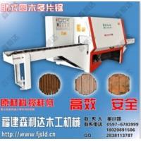 自動送料多片鋸-自然寬板清邊鋸-干濕料兩用鋸